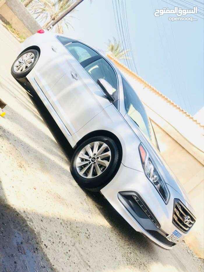 Hyundai Sonata 2015 For sale - Grey color