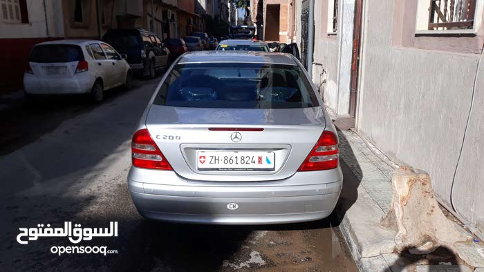 New condition Mercedes Benz C 200 2005 with 0 km mileage