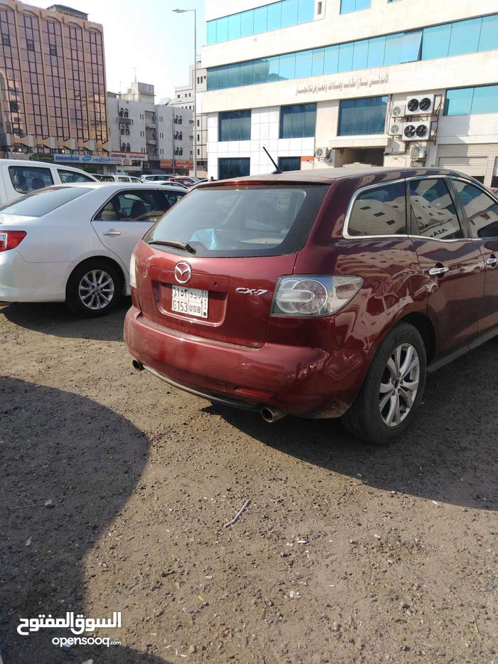 Automatic Mazda 2011 for sale - Used - Jeddah city