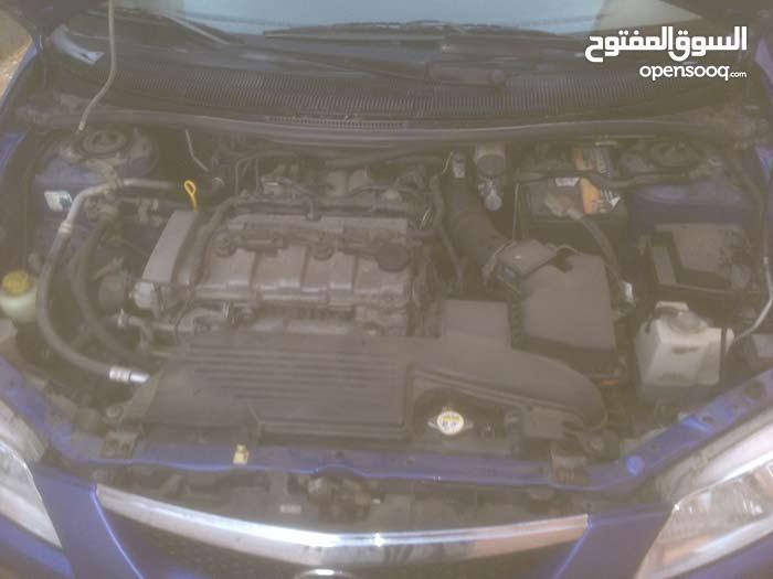 Mazda 2 2006 For sale - Blue color