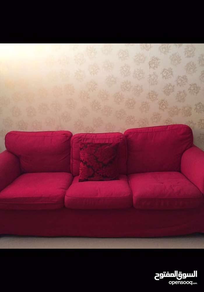 Sell A Ikea Sofa Red 64782147 Opensooq