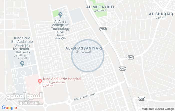 excellent finishing apartment for rent in Al Hofuf city - Other