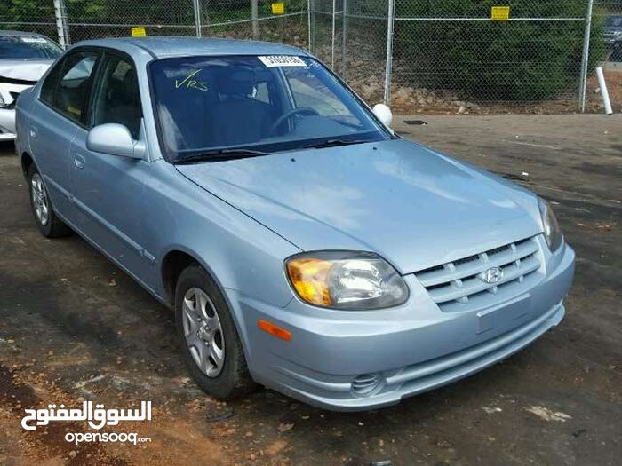 0 km Hyundai Accent 2005 for sale