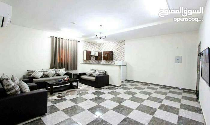 First Floor  apartment for rent with 2 rooms - Al Riyadh city Ishbiliyah