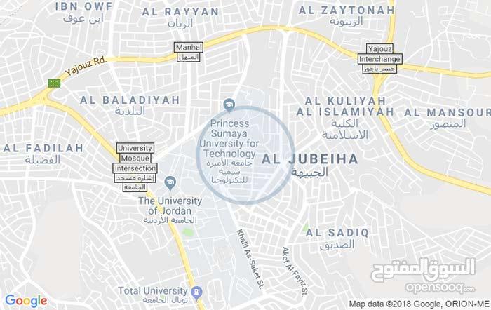 220 يتوسط الجامعه الاردنيه وجامعة الاميره سميه