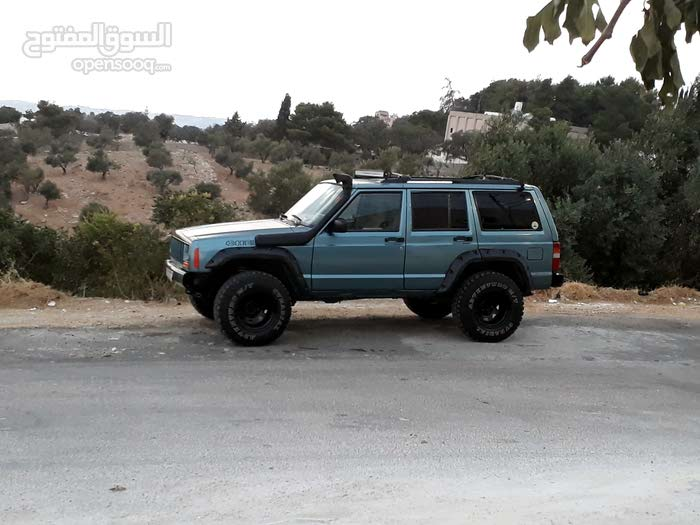 For sale a Used Jeep  1997