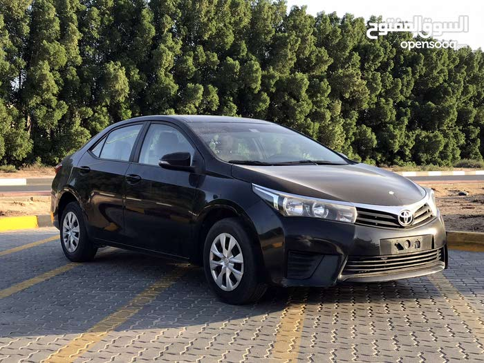 Toyota Corolla 1.6 2015