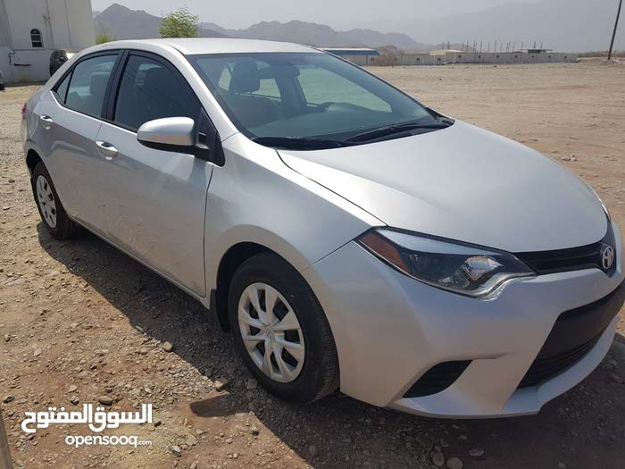 Available for sale! 1 - 9,999 km mileage Toyota Corolla 2015