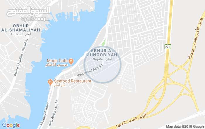 ارض 2075 م للبيع على طريق الملك عبدالعزيز النازل