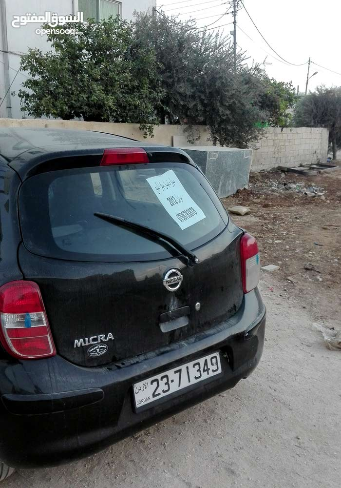 2012 Nissan Micra for sale in Amman