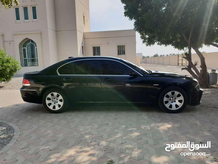 For sale 2008 Black 730
