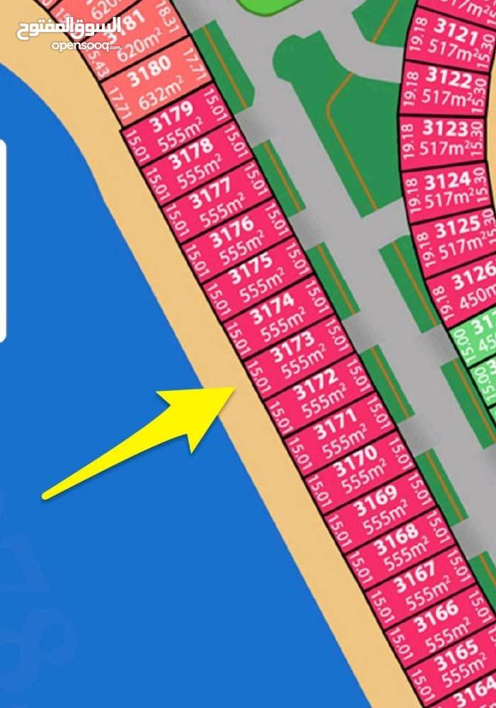 أرض للبيع بالخيران المرحلة الثالثة B