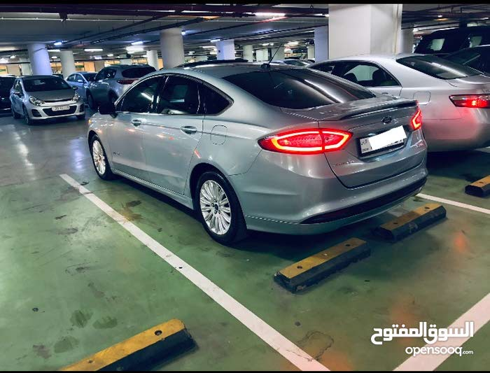 2014 Used Fusion with Automatic transmission is available for sale