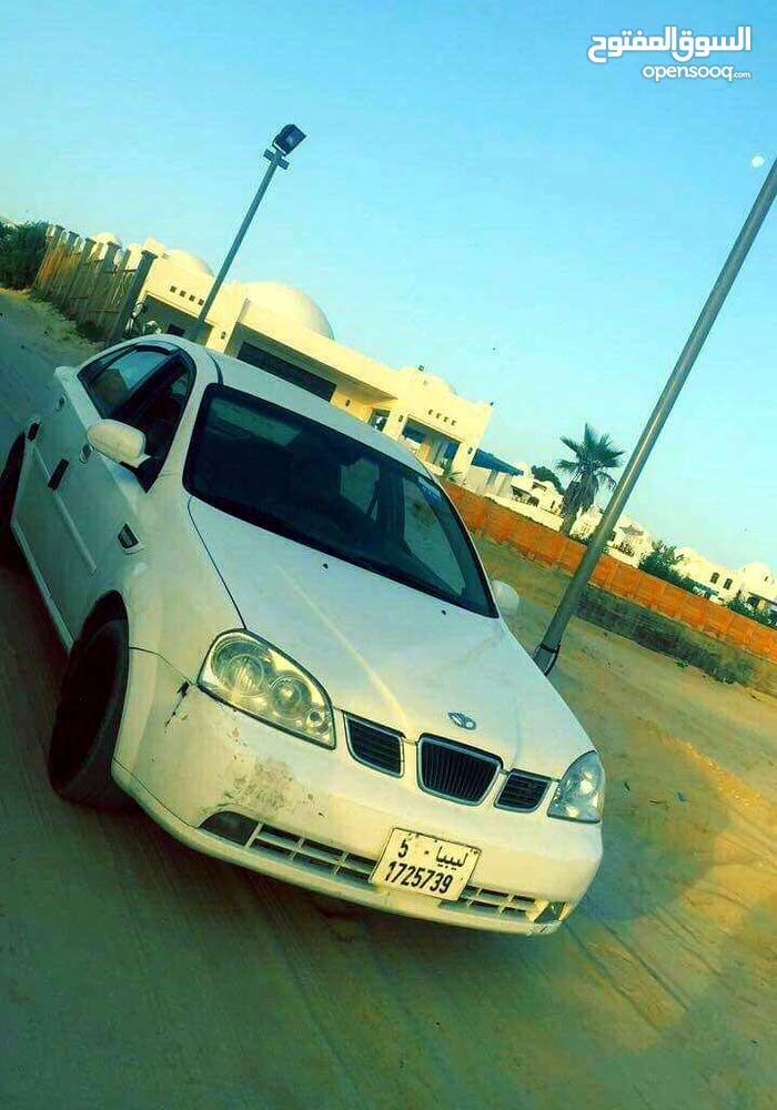 Automatic Daewoo 2004 for sale - Used - Tripoli city