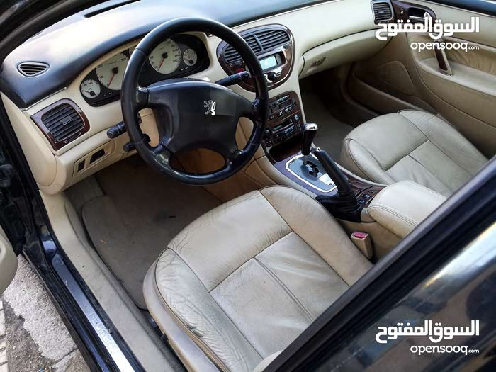 Peugeot 607 made in 2004 for sale