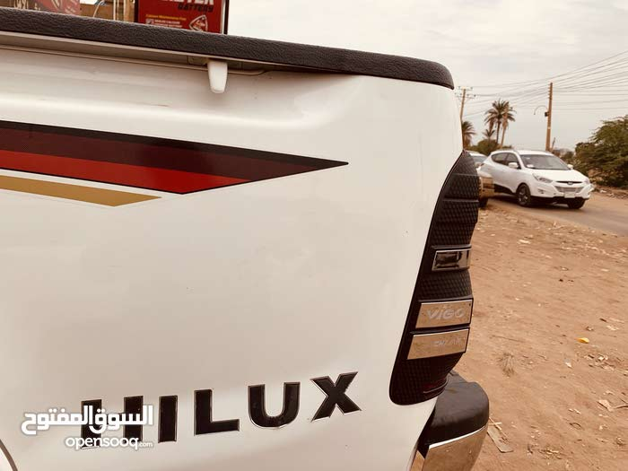For sale Hilux 2015