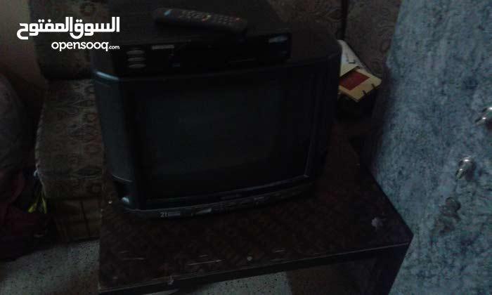 تلفزيون بحالة جيدة للبيع ولاية ازكي