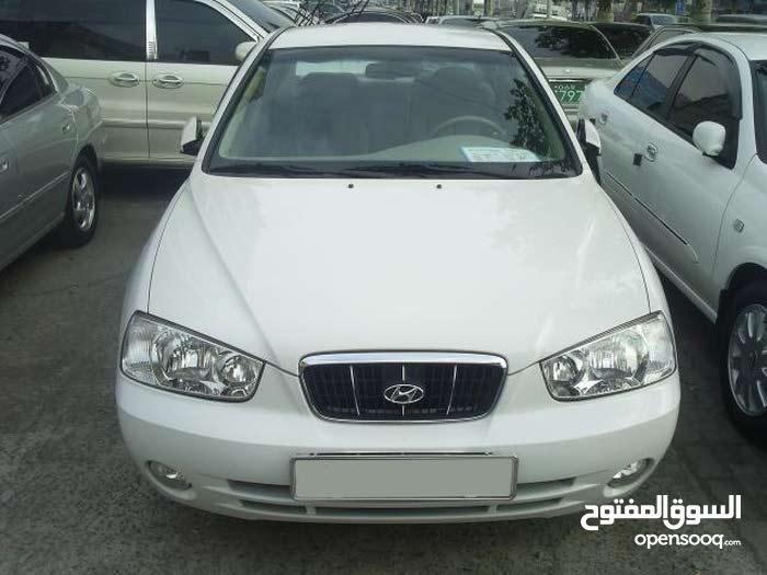 Hyundai Avante 2002 - Used