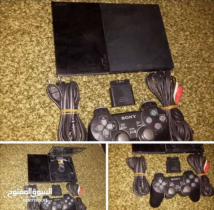 New Playstation 2 available for immediate sale