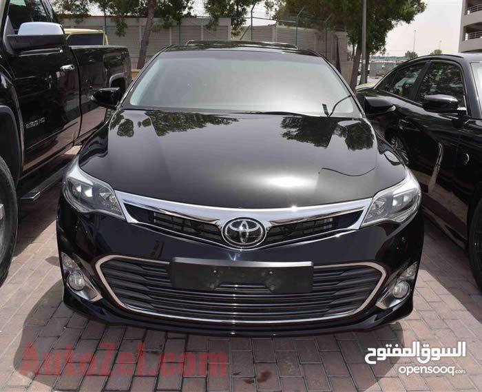 Gasoline Fuel/Power   Toyota Avalon 2014