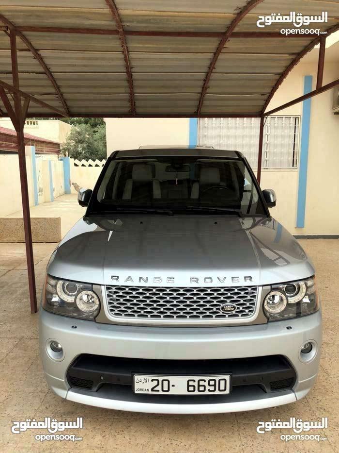Gasoline Fuel/Power   Land Rover Range Rover Sport 2011