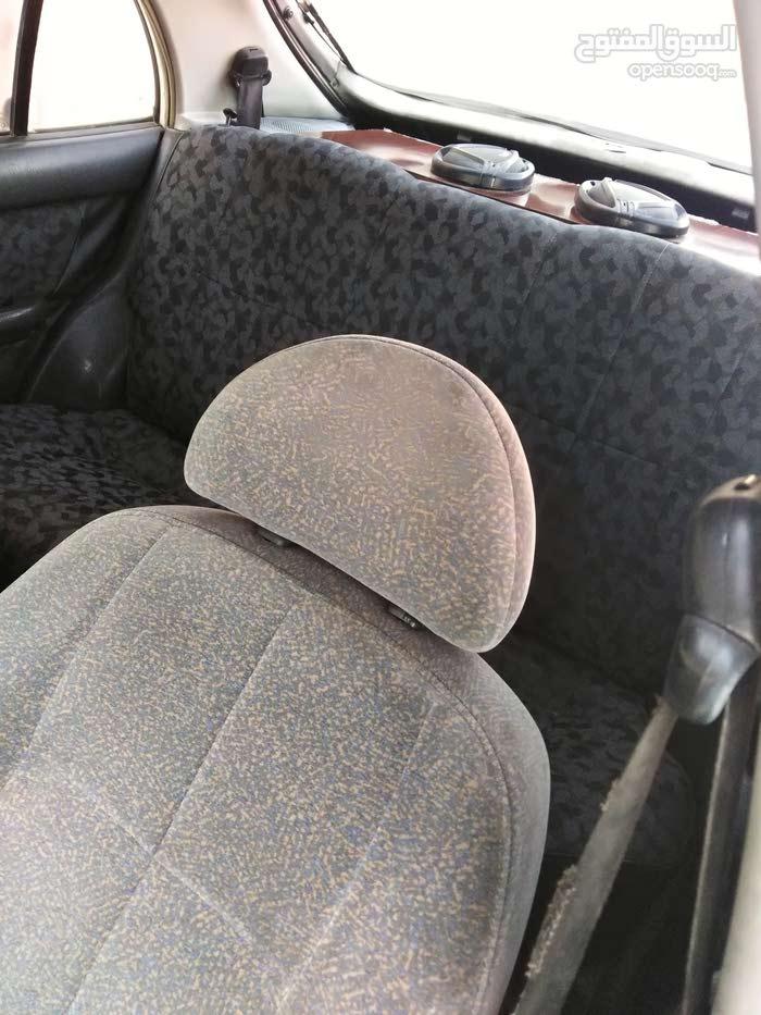 Manual Hyundai Accent 1995