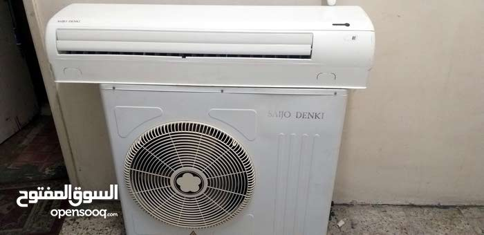 saijo denki air conditioner 2.5ton good cooling