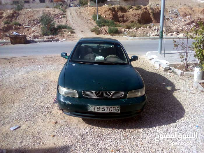 Manual Daewoo 1997 for sale - Used - Zarqa city