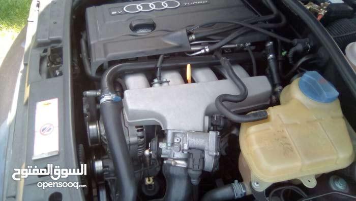 Automatic Audi 2000 for sale - Used - Tripoli city
