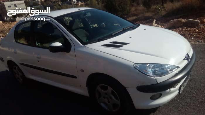 White Peugeot 206 2008 for sale