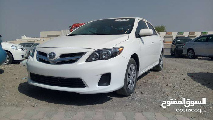 Available for sale! 70,000 - 79,999 km mileage Toyota Corolla 2013