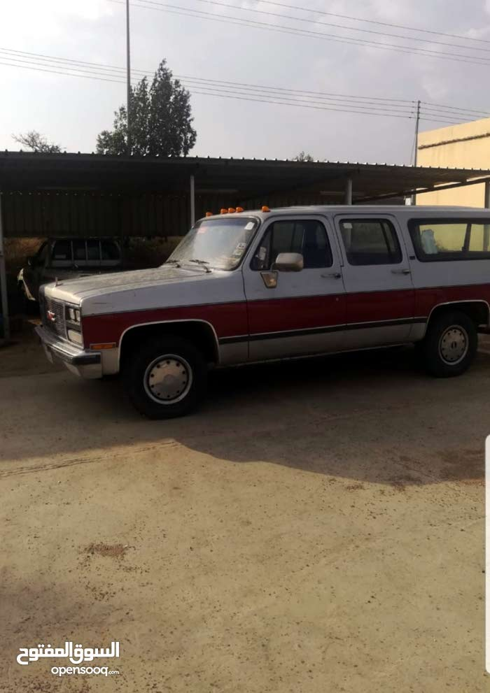 Automatic GMC 1990 for sale - Used - Taif city