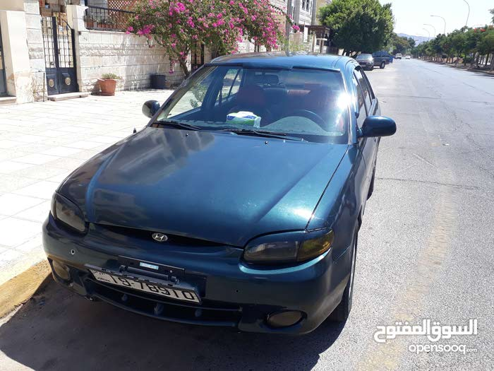 Used Hyundai Accent in Aqaba