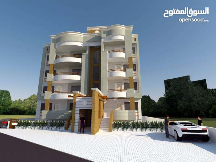 150 sqm Unfurnished apartment for sale in Irbid