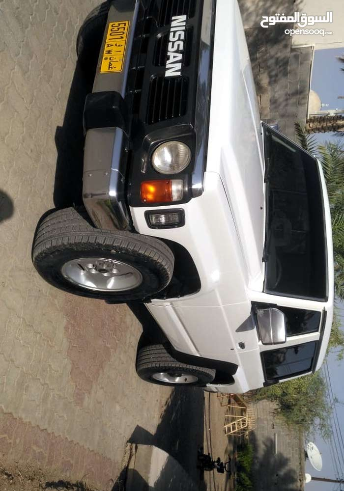 Nissan Patrol 1990 For Sale
