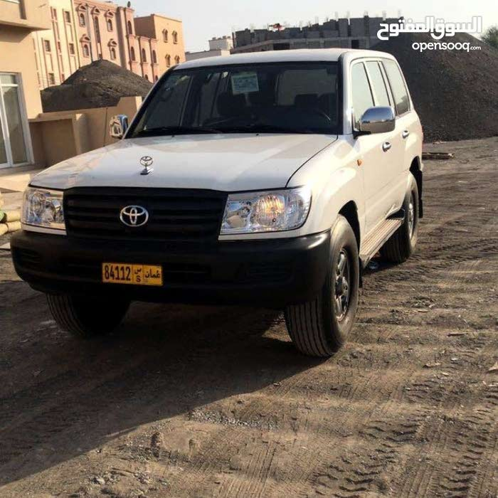 Toyota Land Cruiser made in 2007 for sale
