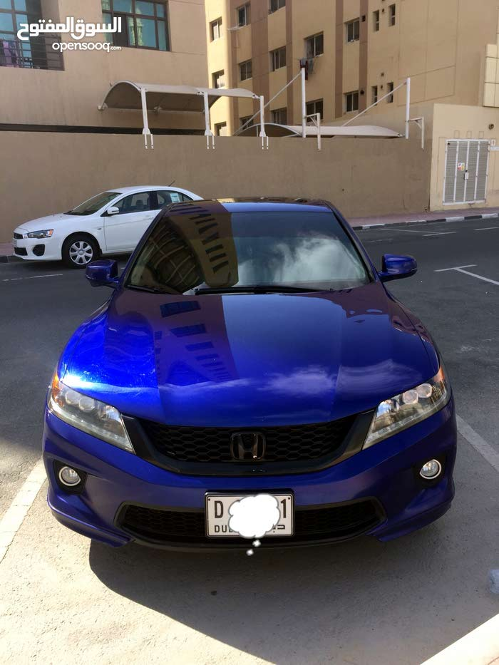 Honda Accord Coupe GCC 2013 (3.5L) 6V