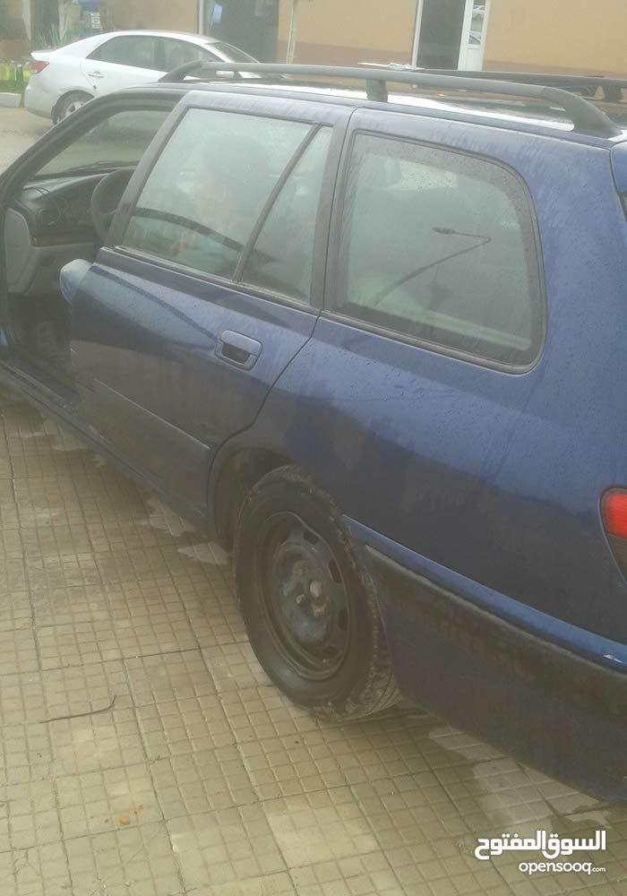 Manual Blue Peugeot 2000 for sale