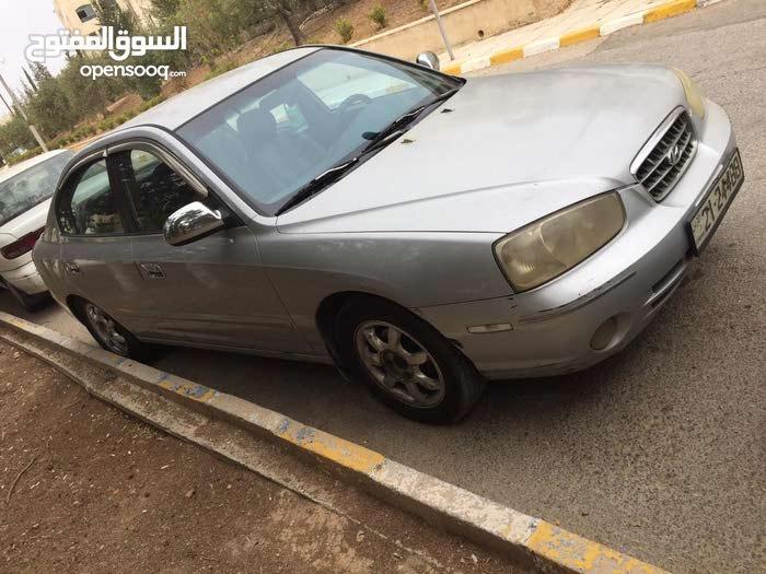 Manual Hyundai 2002 for sale - Used - Amman city