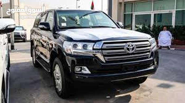 Available for rent! Toyota Land Cruiser 2017
