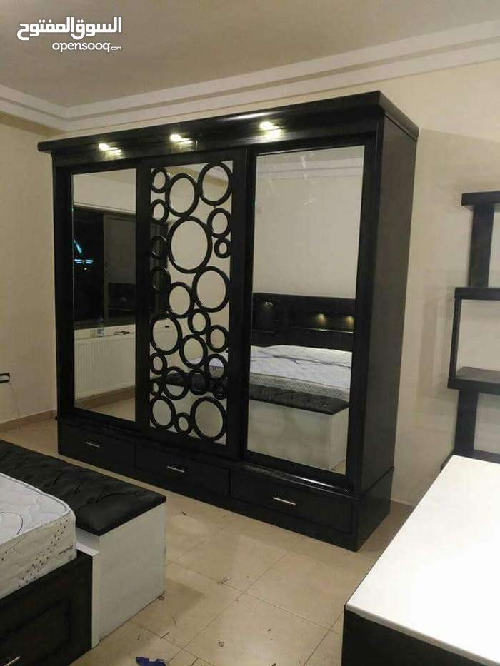 غرفة نوم من مفروشات عبد الخليلي