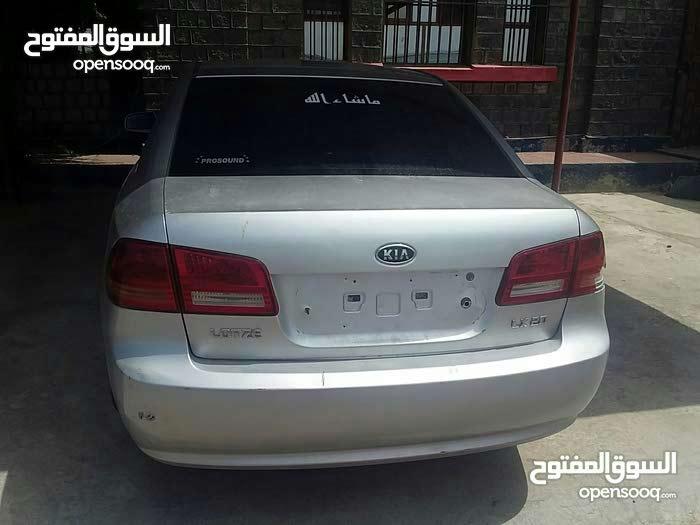 سيارة كيا لوتز غاز البيع مستعجل (قابل للتفاوض)