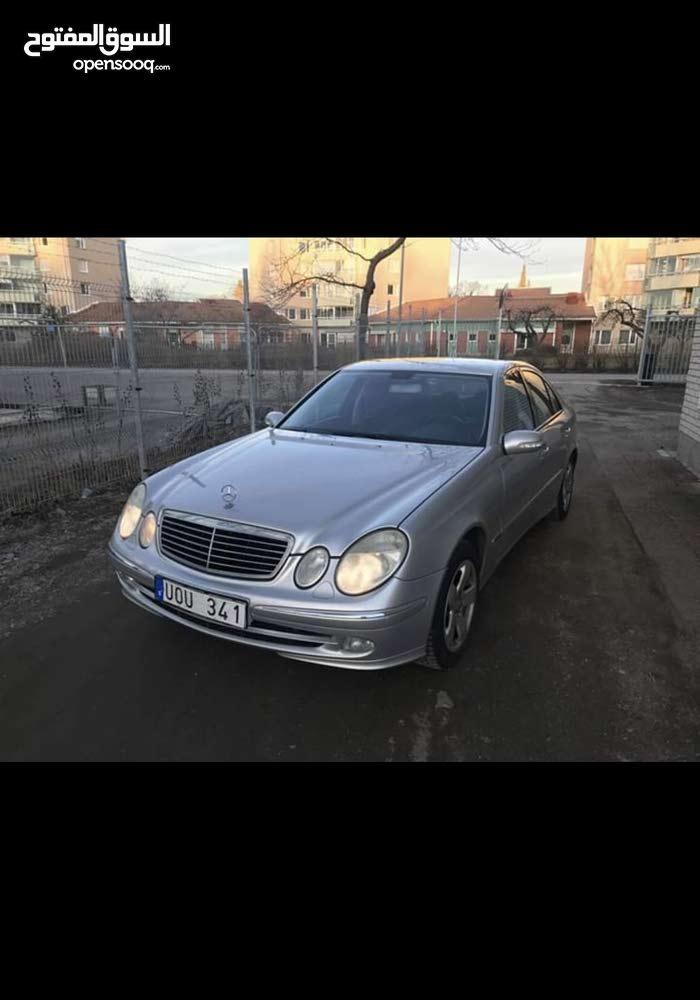 E240 استيراد سويد  خاليه من العيوب وكماليات مثبت سرعة