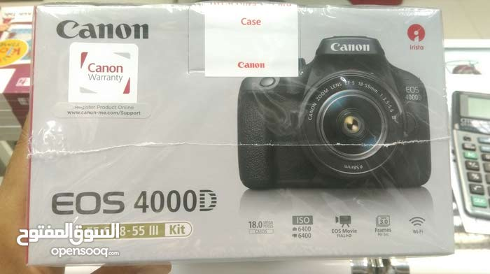 New  DSLR Cameras up for sale in Ibri