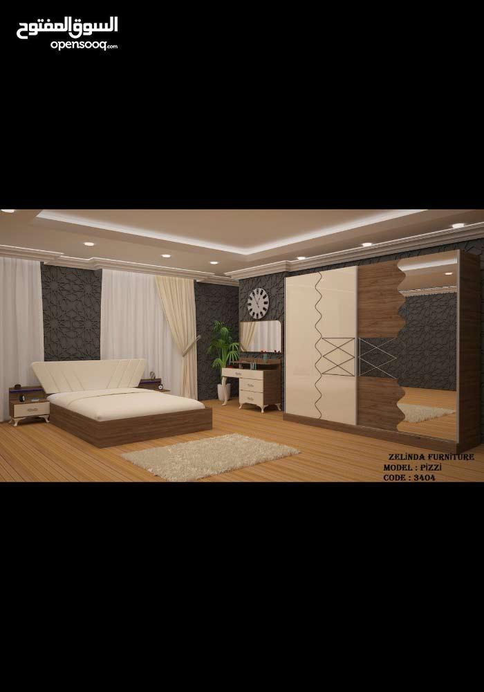 سلام عليكم غرفة نوم تركيه للبيع جديده استعمال 3اشهر السعر 800 الف عراقي