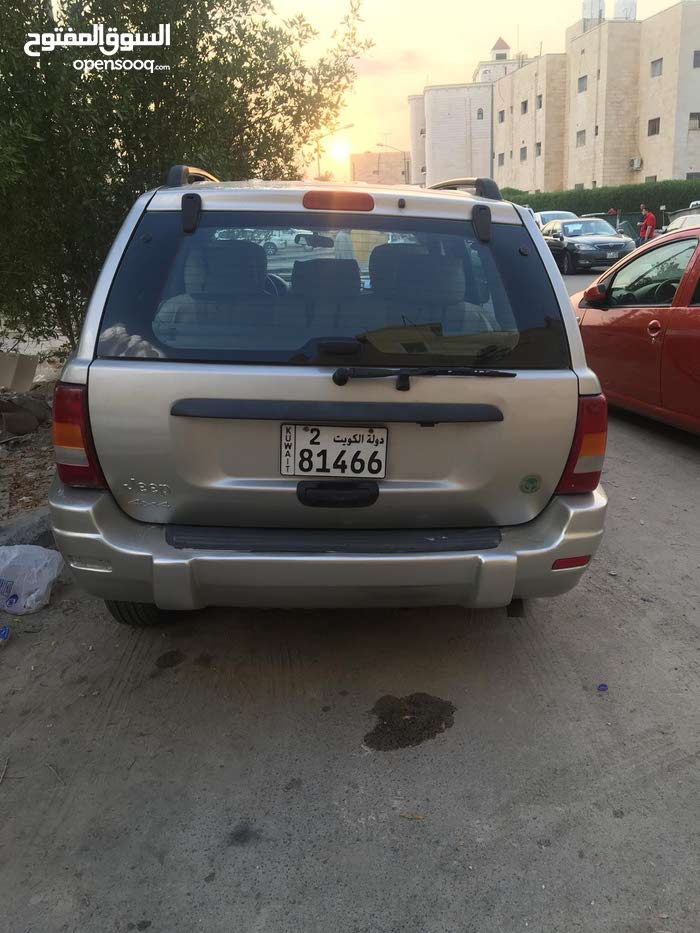 Automatic Jeep 2005 for sale - Used - Al Jahra city