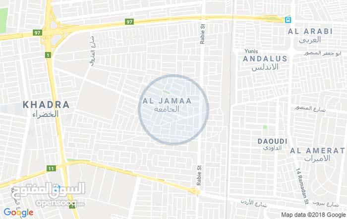 مطلوب شقه للايجار تصلح مكتب بحي الجامعه