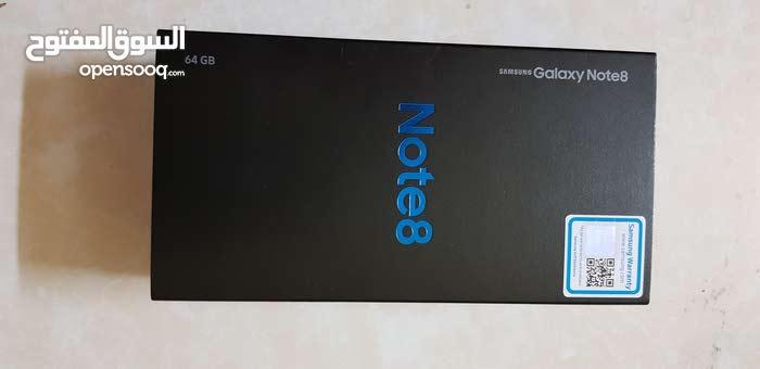 جوال نوت 8  Note 8 جديد