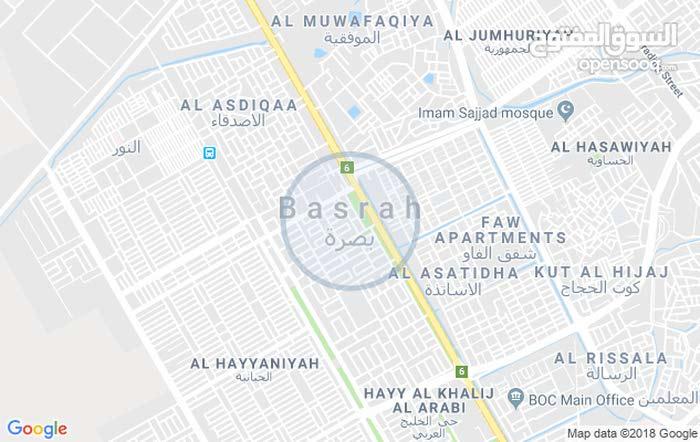 شقه للايجار في ياسين خريبط