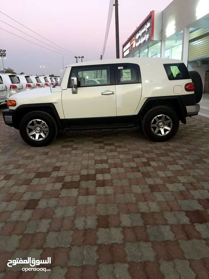 Toyota FJ Cruiser car is available for sale, the car is in New condition